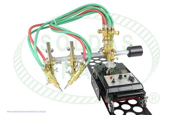 Máquina de Corte Duplo SB1-100 - 1