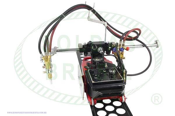 Máquina de Corte Quadrado SB-30F - 1