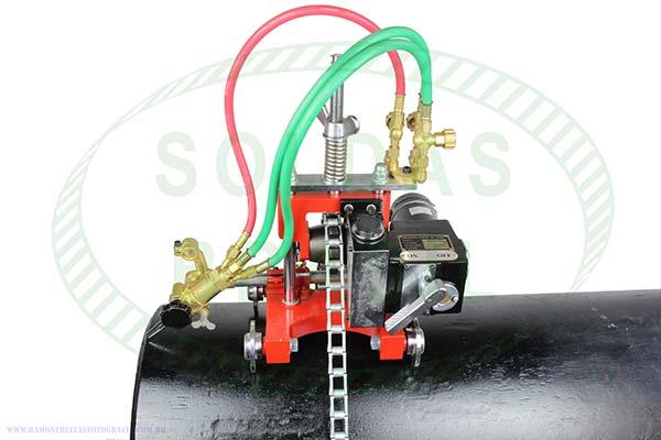 Máquinas de corte tubo SB2-11D - 1