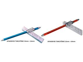Afiador de Eletrodo de Tungstenio