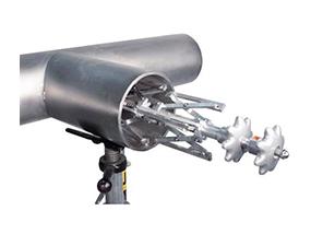 Alinhador nivelador de Flange - Acoplador de Flange