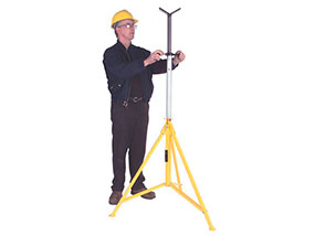 Cavalete para apoio e movimentação de grandes tubulações (Ref. 781403)