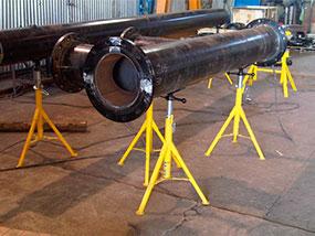 Cavalete para tubos Jack stand (Ref. 780523)
