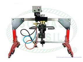 Máquina para Abertura de Boca de Lobo SB-600D