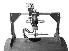 Máquina para abertura de boca de lobo SB1000-D