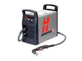 Maquina de corte plasma Hypertherm PMX 45 XP