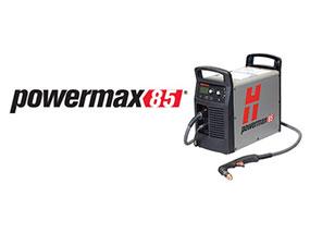 Máquina de corte Plasma Powermax85