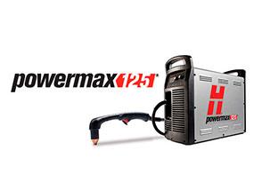 Máquina de plasma Hypertherm Powermax 125