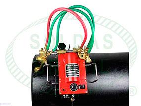 Tartaruga corte de tubo SB2-11