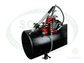 Máquina Tartaruga de corte de Tubo SB2-11B para Plasma